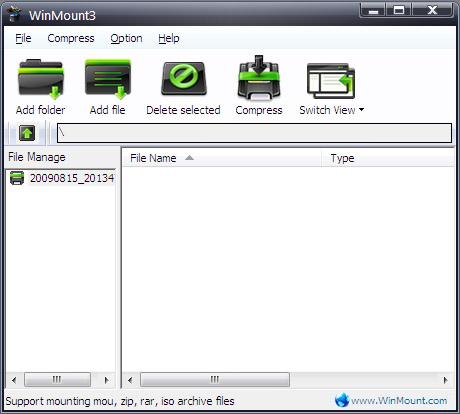 winmount-archiver