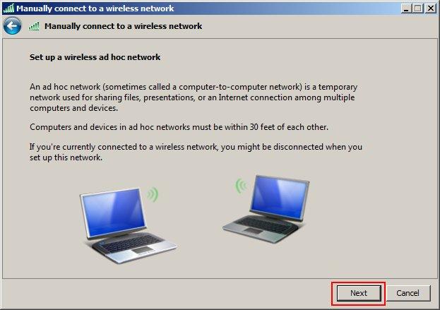 Sharing Koneksi Internet Menggunakan Network Bridge (3/6)