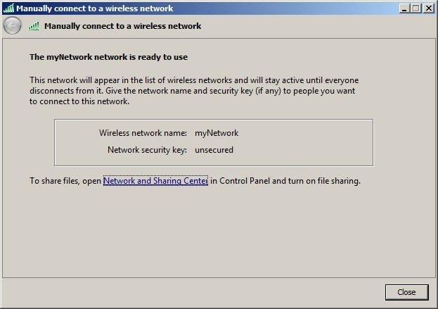 Sharing Koneksi Internet Menggunakan Network Bridge (5/6)